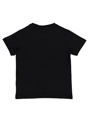 Hummel Erkek Çocuk Agoptos Tişört 911126-2001 Siyah